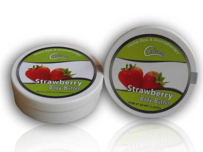 Jual Body Butter Rasa Strawberry